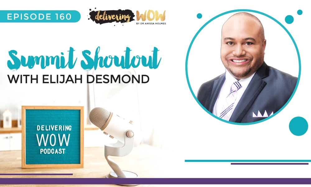 Summit Shoutout with Elijah Desmond