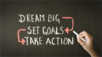 The Time is Here. Dream BIG and take Action!