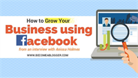 How to Grow Your Practice With Facebook At The Lowest Cost with Dr. Anissa Holmes